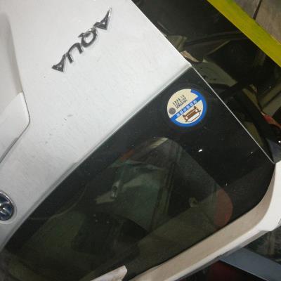 غطا صندوق خلفي تويوتا بريوس 2015