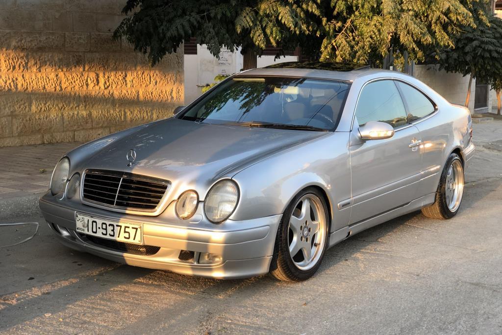 Mercedes Benz CLK200 2001