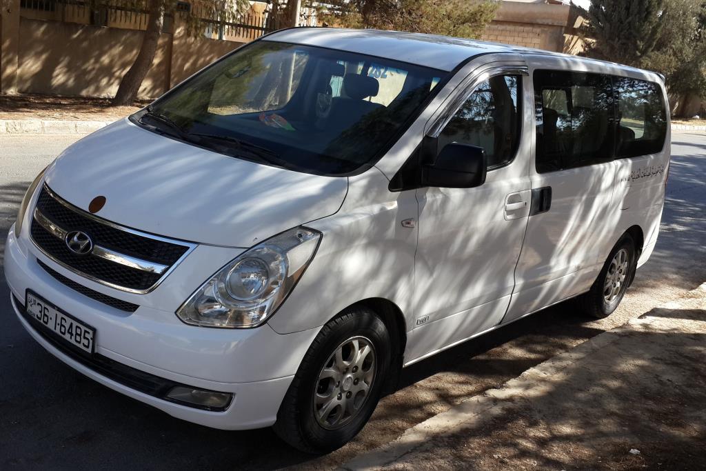 Minibus Hyundai 2008