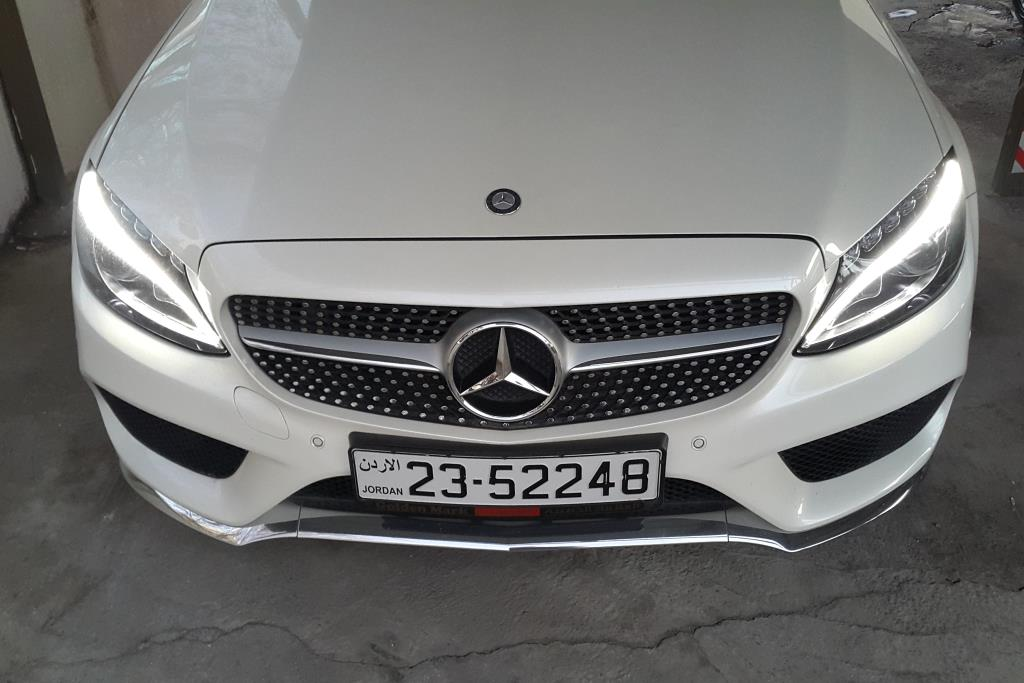 Mercedes Benz C250 2017