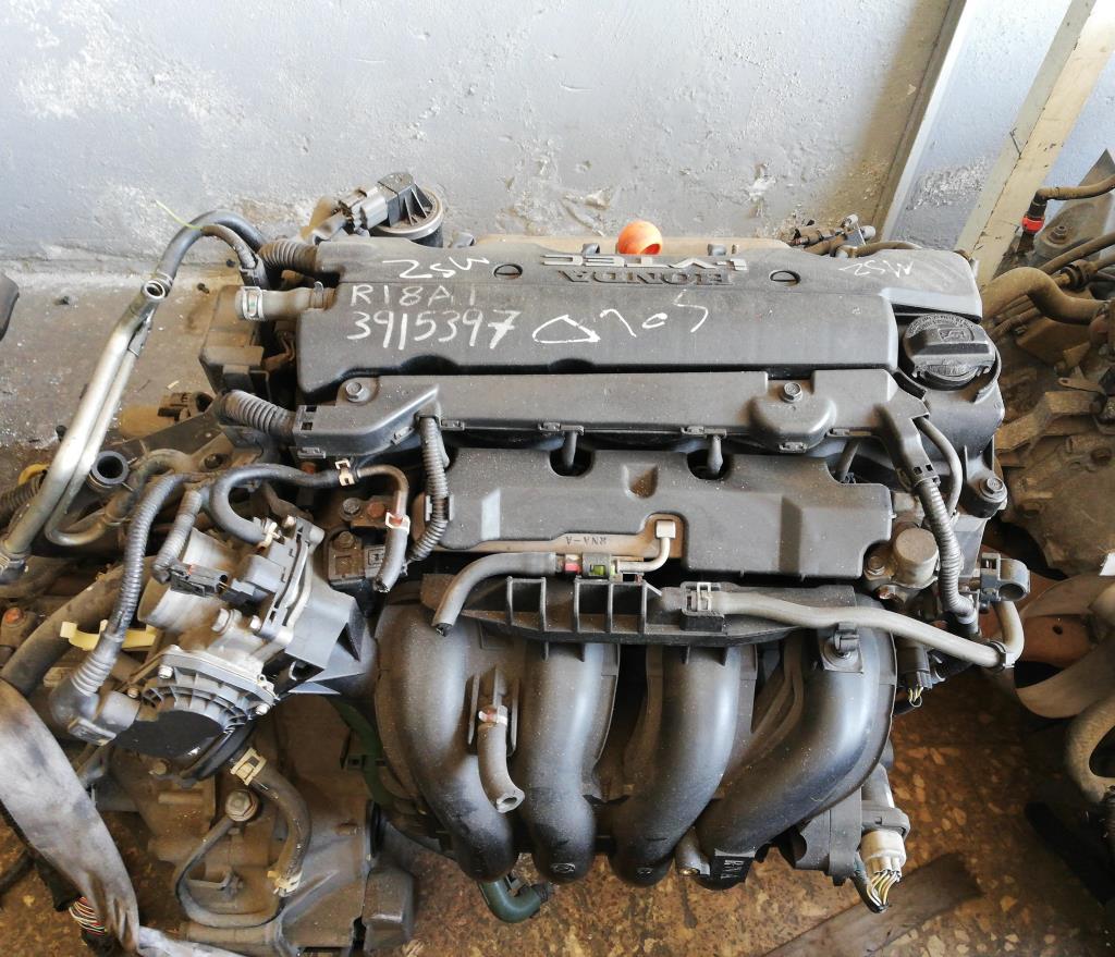 محرك كامل هوندا سيفك 2008