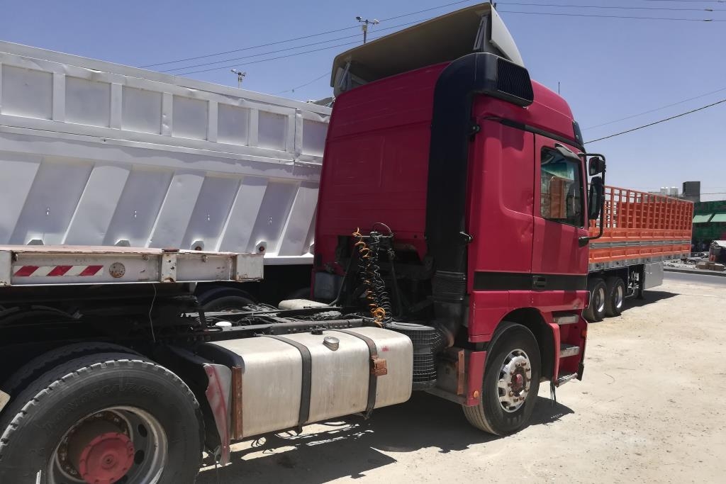 Tractor Unit Mercedes Benz 1997