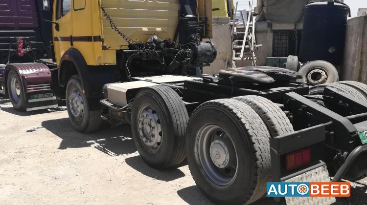 Tractor Unit Mercedes Benz 1997