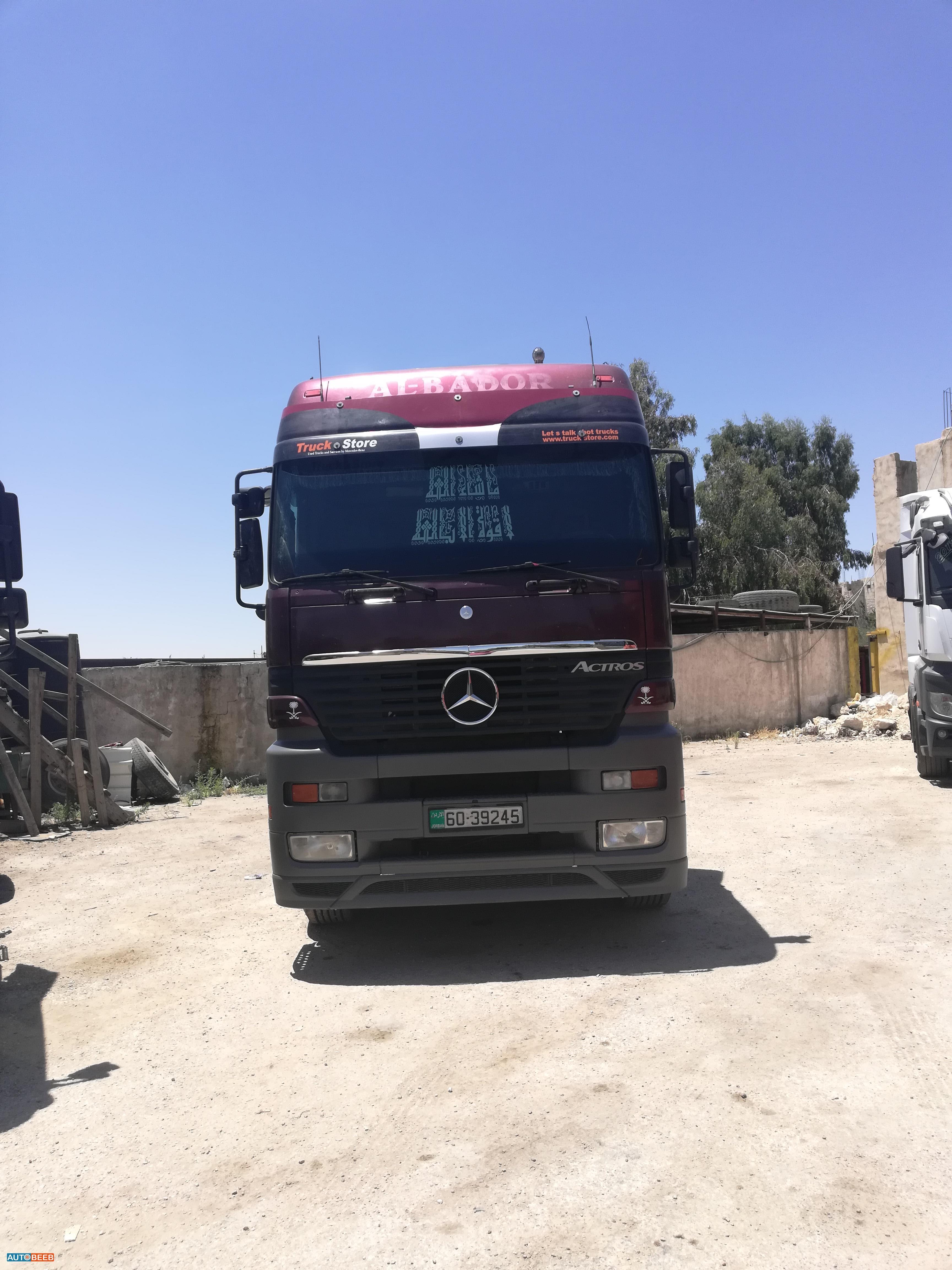 Tractor Unit Mercedes Benz 1998
