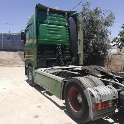 Tractor Unit Mercedes Benz 2004