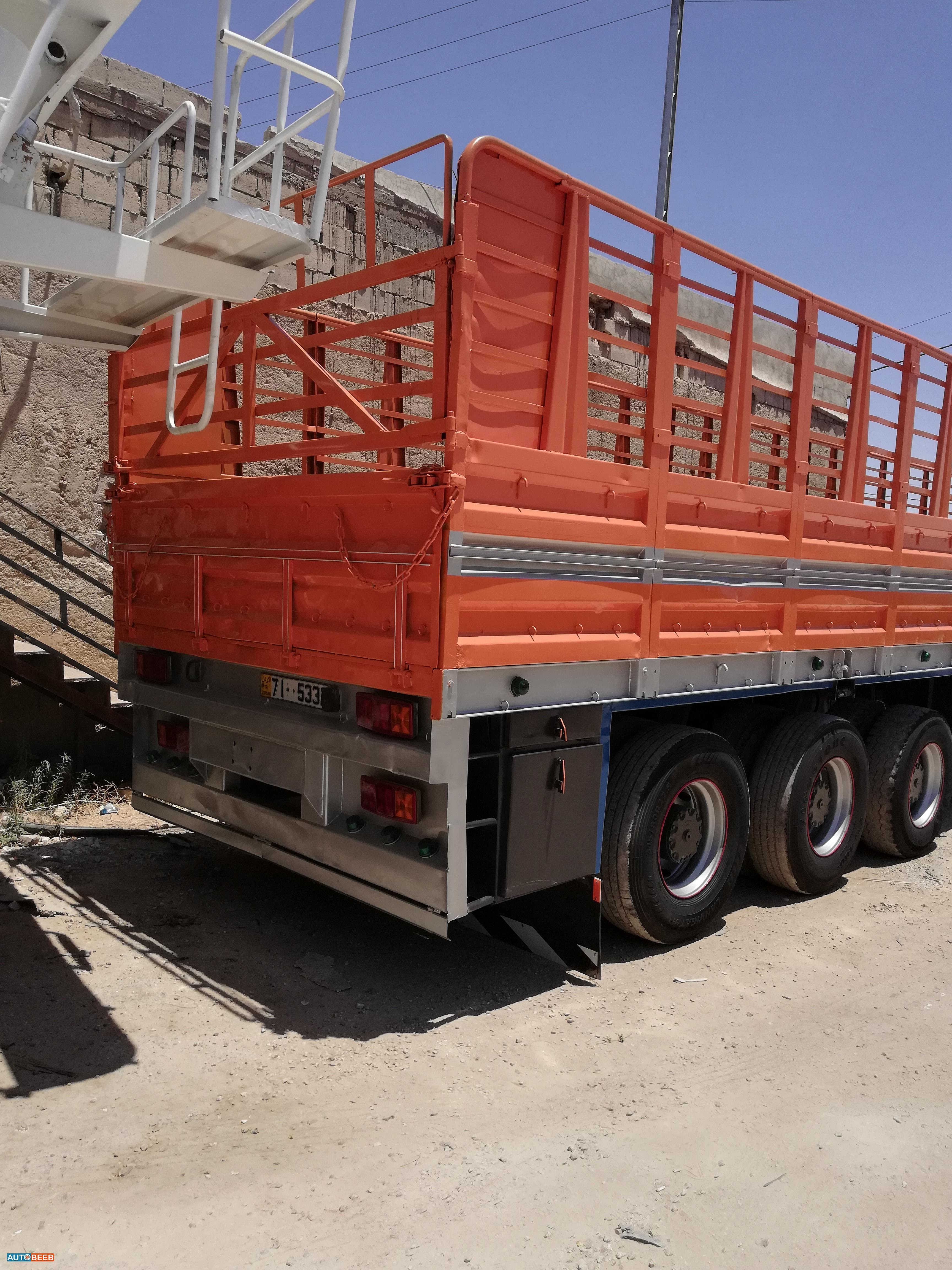 Flatbed With Side  2005