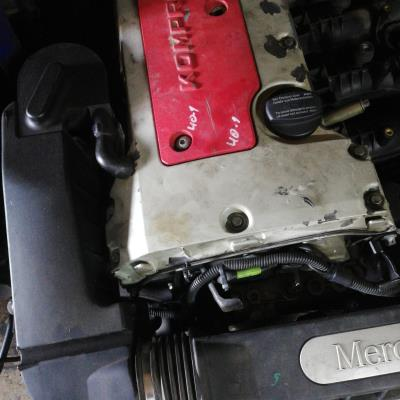Mercedes Benz A210 2000