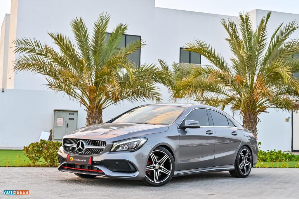 Mercedes Benz CLA250 2017