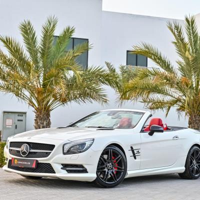 Mercedes Benz SL500 2015