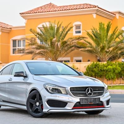 Mercedes Benz CLA250 2016