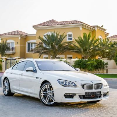 BMW 650 2014