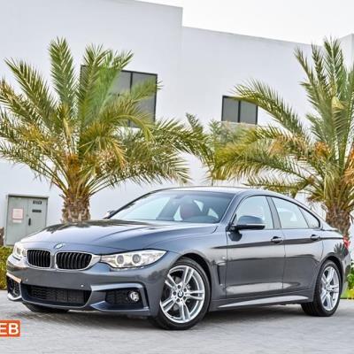 BMW 420 2017