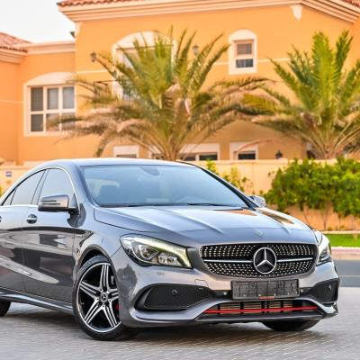 Mercedes Benz CLA250 2018