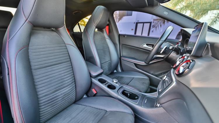 Mercedes Benz CLA250 2018