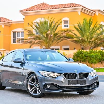 BMW 420 2015