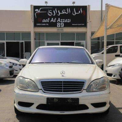 Mercedes Benz S55 AMG 2004