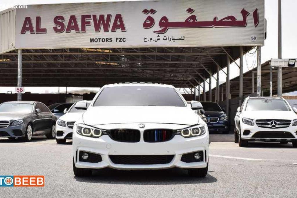 BMW 420 2020