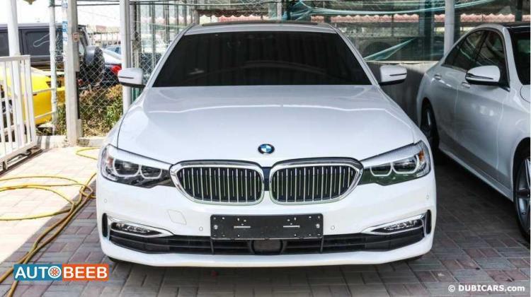 BMW 520 2018