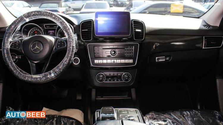 Mercedes Benz GLE350 2017