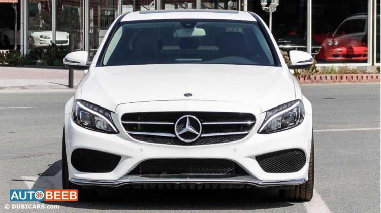 Mercedes Benz C200 2018