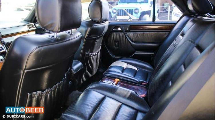Mercedes Benz E500 1994
