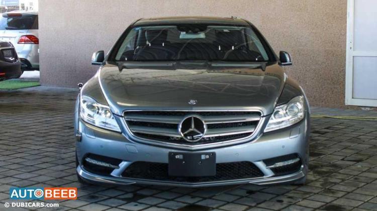 Mercedes Benz CL550 2014
