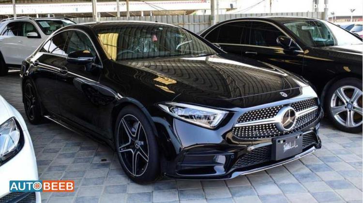 Mercedes Benz CLS450 2019