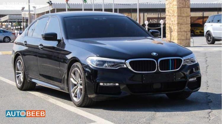 BMW 520 2017