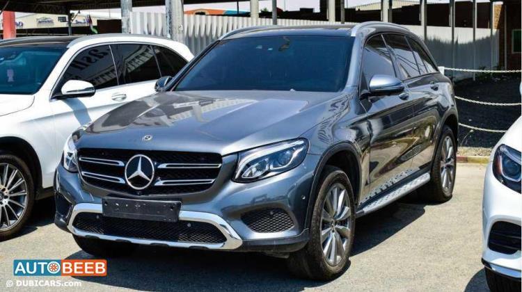 Mercedes Benz GLC350 2019