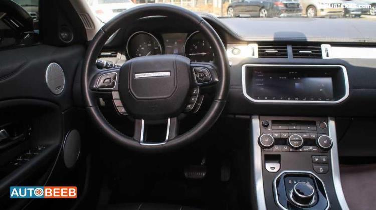 Land Rover Range Rover Evoque 2018
