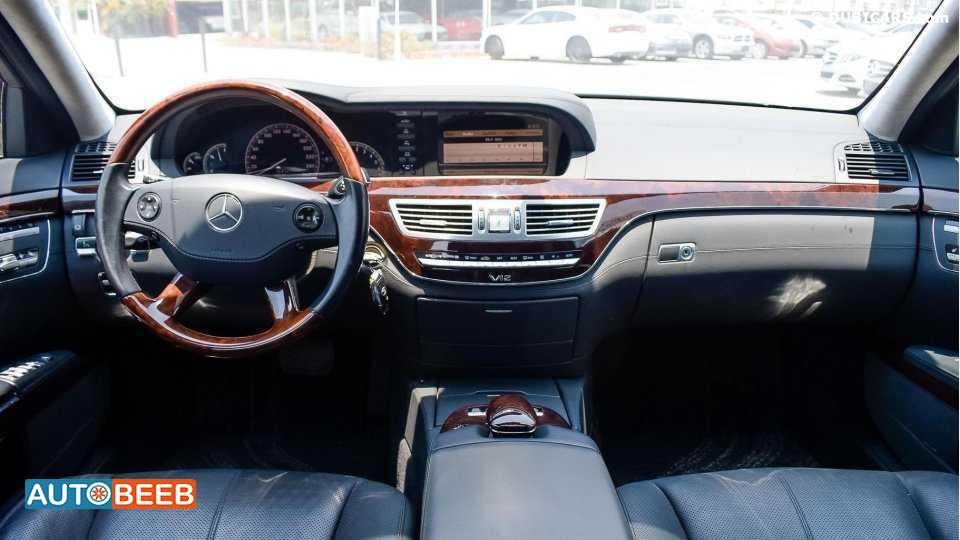 Mercedes Benz S600 2009