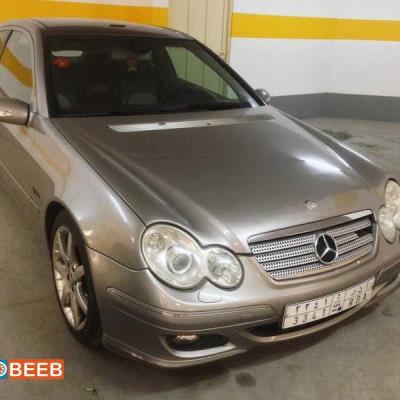Mercedes Benz C200 2005