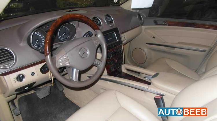 Mercedes Benz GL450 2007