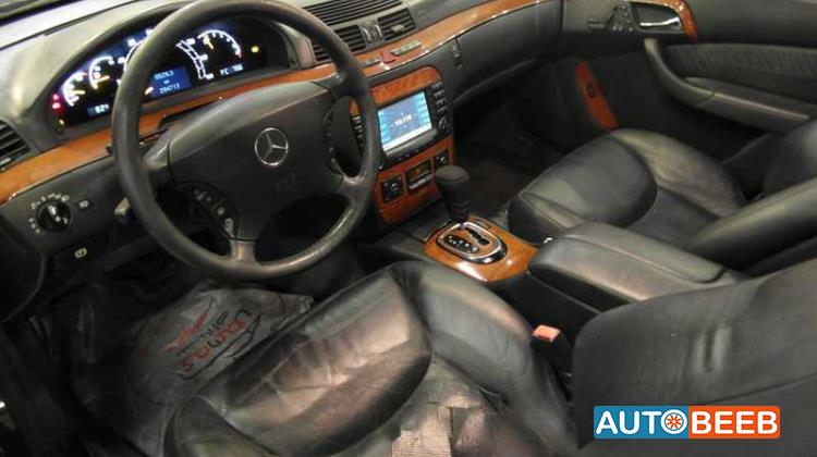 Mercedes Benz S450 2006