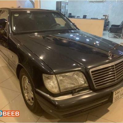 Mercedes Benz S500 1998