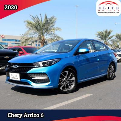 Chery Arrizo 2020