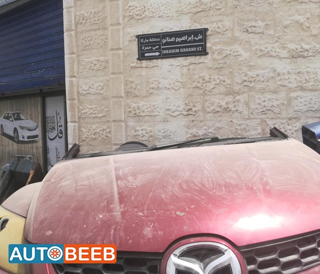 غطا ماتور مازدا سي اكس 7 2012