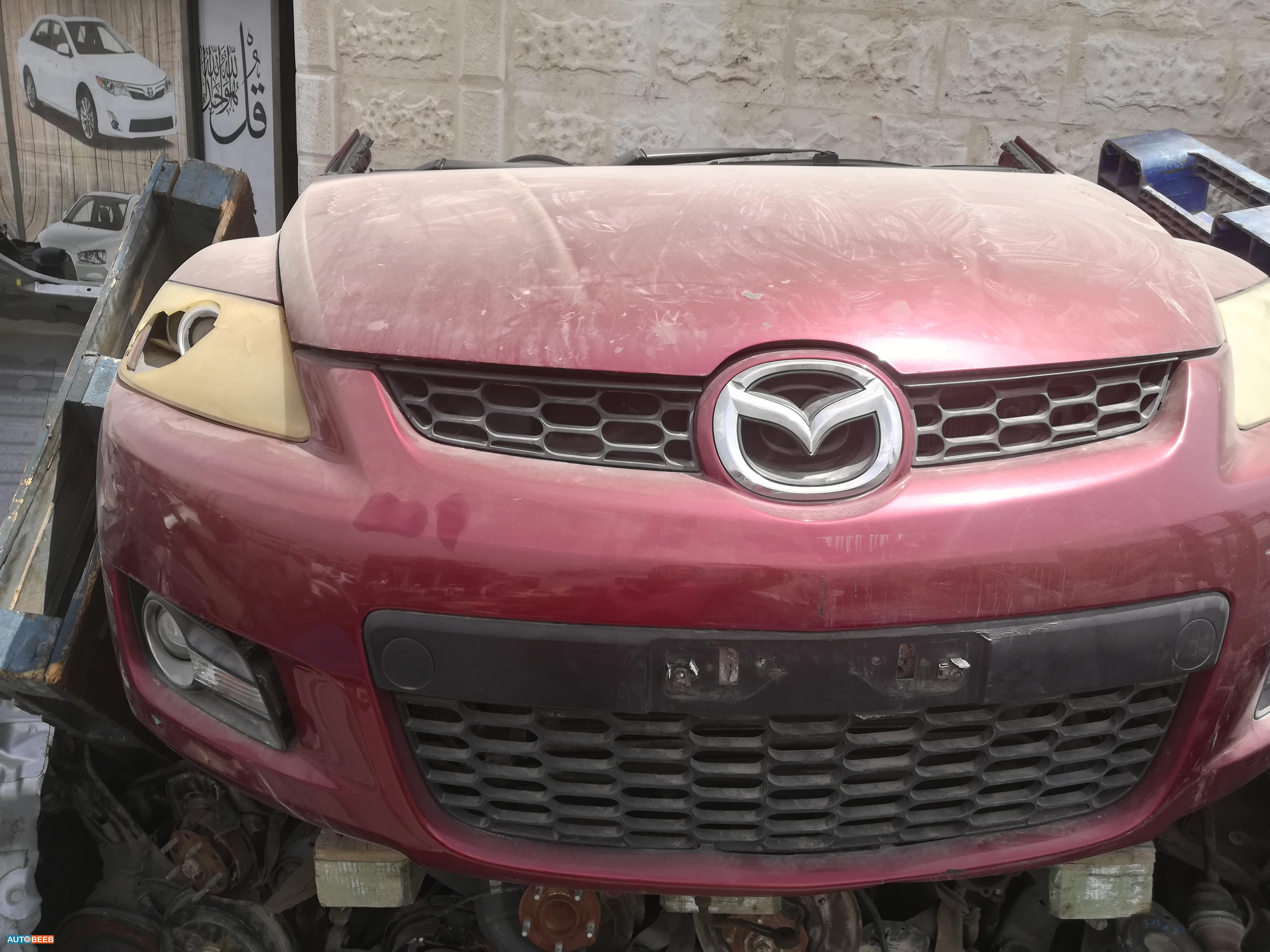 بوز مازدا سي اكس 7 2012