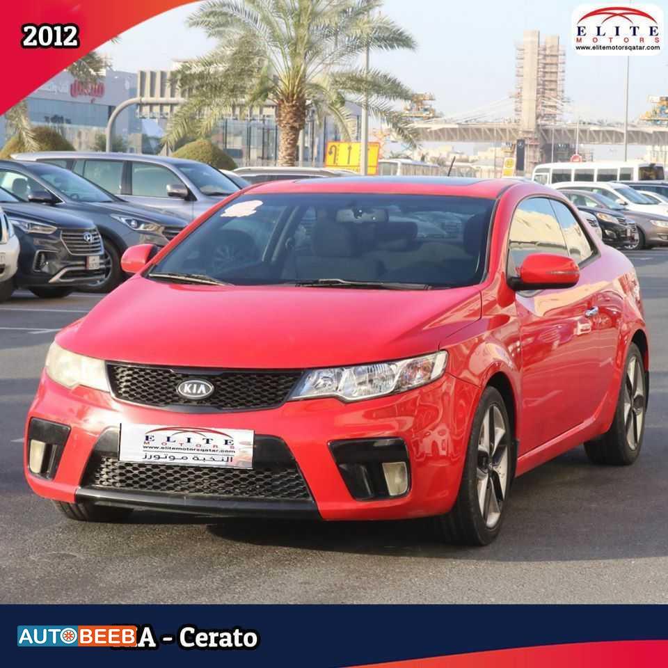 KIA Cerato - K3 2012