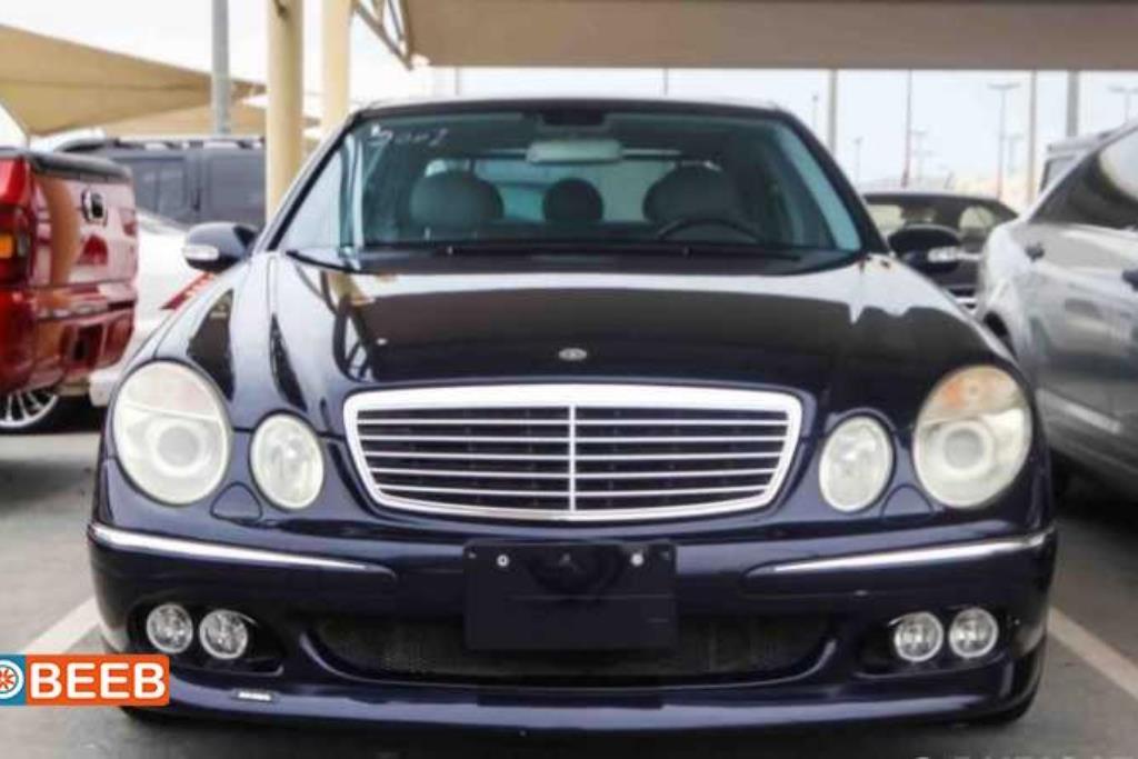 Mercedes Benz E500 2001