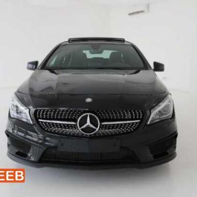 Mercedes Benz CLA250 2017