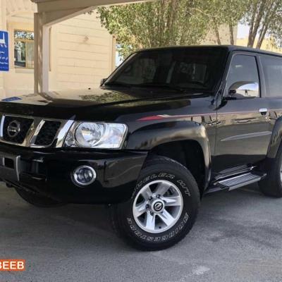 Nissan Patrol 2019