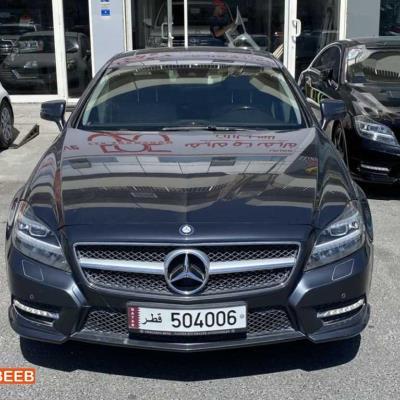 Mercedes Benz CLS500 2013