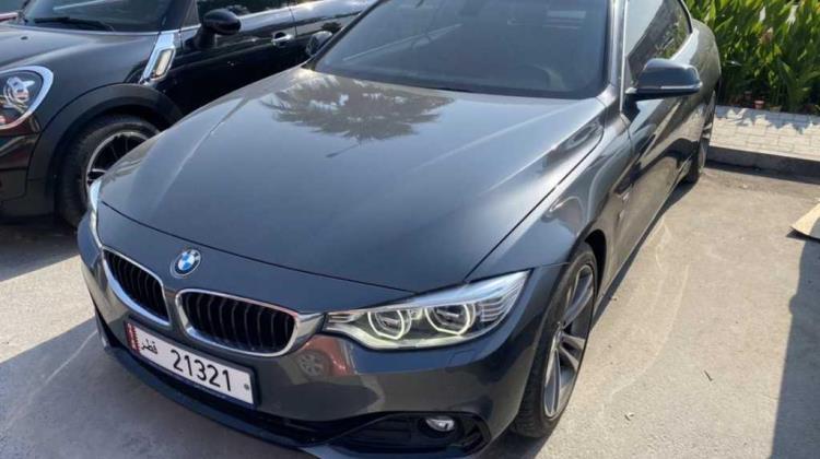 BMW 420 2019