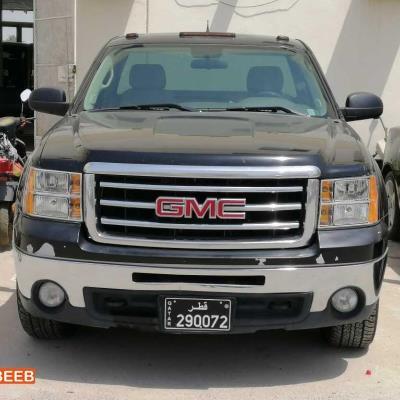 GMC Sierra 2012