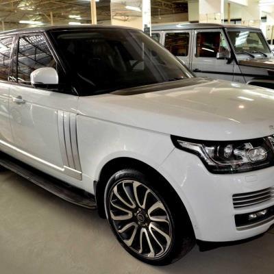 Land Rover range rover vogue 2014