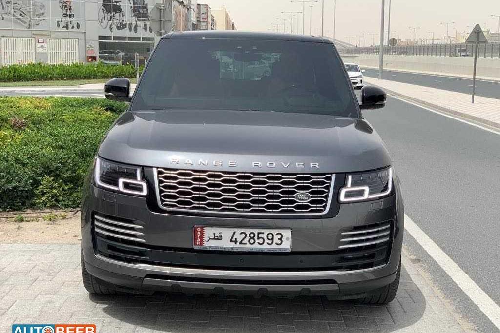 Land Rover range rover vogue 2019