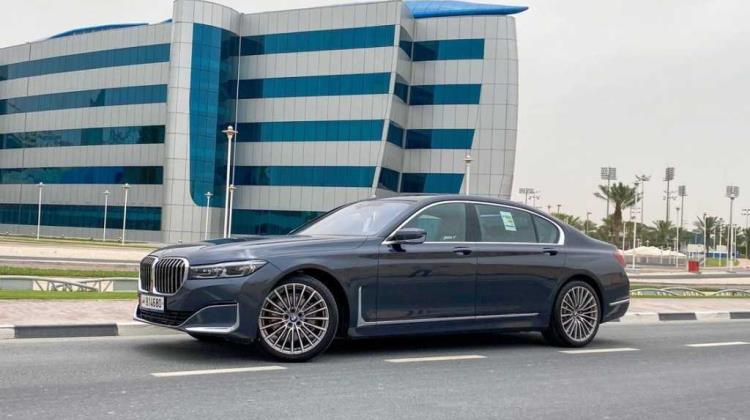 BMW 730 2020