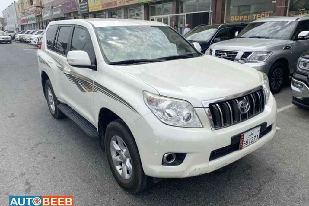 Toyota Prado 2013