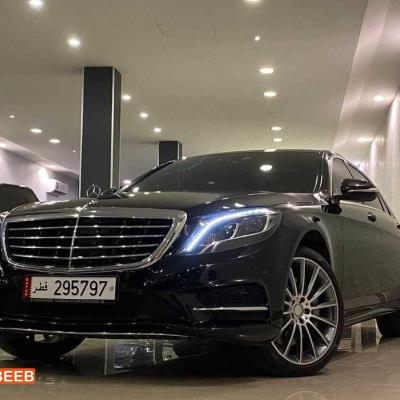 Mercedes Benz S400 2017